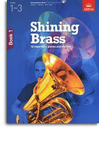 ABRSM Shining Brass Book 1 Book&CD