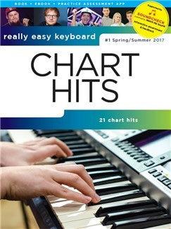 Really Easy Keyboard: Chart Hits - #1 Spring/Summer 2017