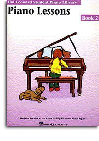 Hal Leonard Student Piano Library: Piano Lessons Book 2