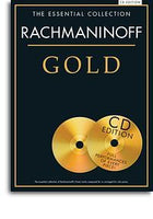The Essential Collection: Rachmaninoff Gold (Book/CDs)