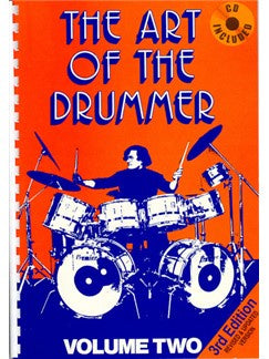 The Art Of The Drummer: Volume 2 (Book and CD)