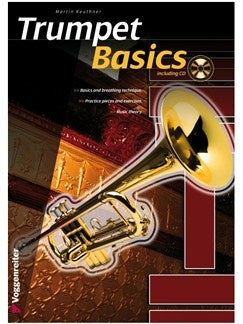 Martin Reuthner: Trumpet Basics (Book/CD)