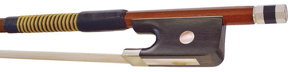 Hidersine 1/4 size Brazilwood octagonal cello bow