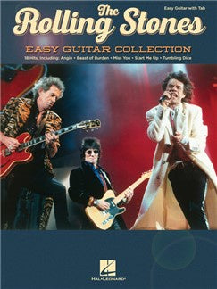 Rolling Stones: Easy Guitar Collection HL00198960