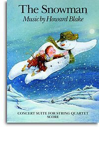Music By Howard Blake:The Snowman