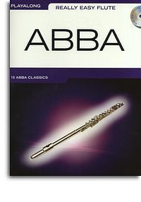 Really Easy Flute: Abba