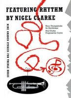 Nigel Clarke: Featuring Rhythm (Treble Clef Brass)