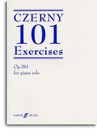 Carl Czerny: 101 Exercises Op. 261 (Brown ed.)