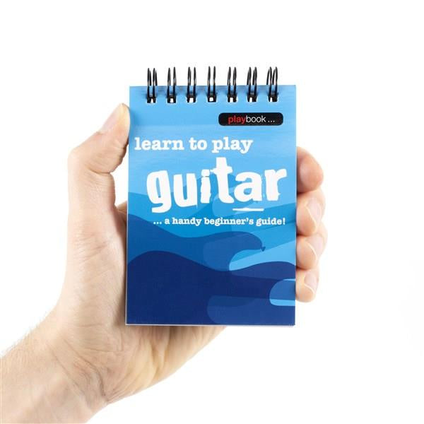 Playbook - Learn To Play Guitar - a handy beginner's guide!