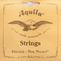 Single Aquila New Nylgut (Low G) Soprano Ukulele String