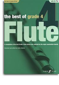 The Best Of Grade 4 Flute