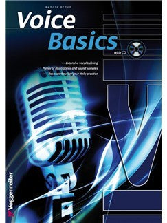 Renate Braun: Voice Basics (Book/CD)