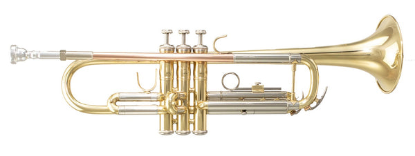 Elkhart (100TR) Bb Trumpet Outfit