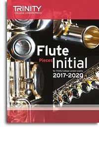 Trinity College London: Flute Exam 2017-2020 - Initial (Score/Parts)