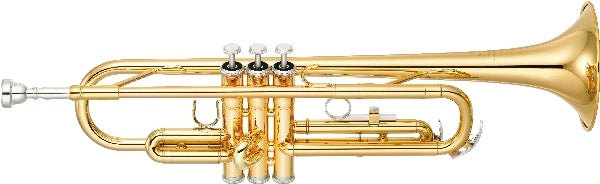 Yamaha (YTR-2330) trumpet outfit