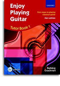 Debbie Cracknell: Enjoy Playing Guitar - Tutor Book 1 (Book/CD)