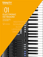 Trinity Electronic Keyboard Exam Pieces - 2019-2022 - Grade 1