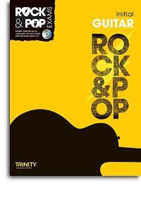 Trinity College London: Rock & Pop Guitar - Initial