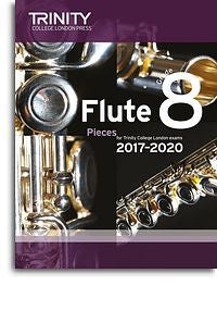 Trinity College London: Flute Exam 2017-2020 - Grade 8 (Score/Parts)