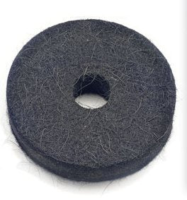 Hi-hat single felt washer