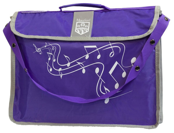 Montford (MFMC2PR) Music Carrier Plus - Purple