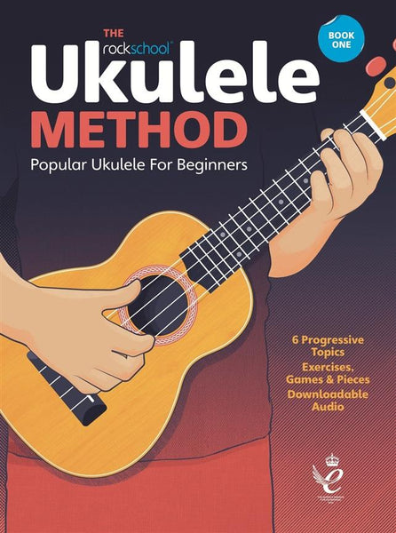 Rockschool Ukulele Method - Book 1