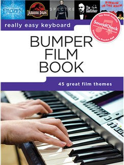 Really Easy Keyboard: Bumper Film Book