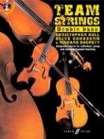 Team Strings: Double Bass With CD