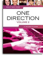 Really Easy Piano: One Direction - Volume 2