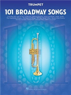 101 Broadway Songs: Trumpet