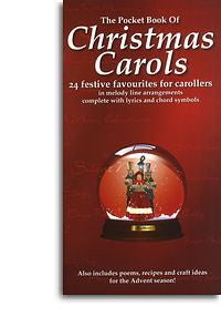 The Pocket Book Of Christmas Carols
