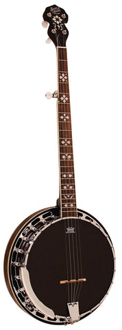 Barnes and Mullins (BJ400) G / 5 string banjo