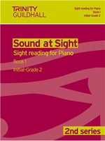 Sound At Sight 2nd Series - Piano Book 1 - Initial-Grade 2.