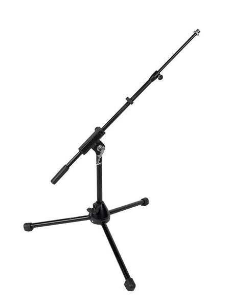 Boston (MS-1315-BK) Low Level Boom Microphone Stand