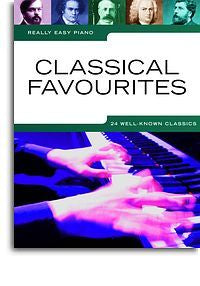 Really Easy Piano: Classical Favourites - AM993366
