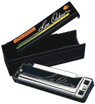 Lee Oskar harmonica key D