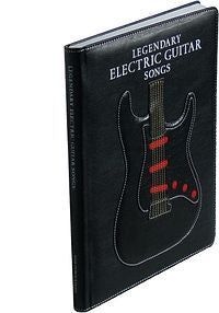 Legendary Electric Guitar Songs (Unnumbered)