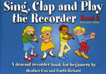 Sing Clap & Play Recorder Book 2