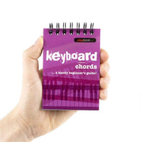 Playbook - Keyboard Chords - a handy beginner's guide
