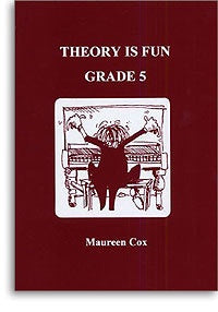 Maureen Cox: Theory Is Fun - Grade 5