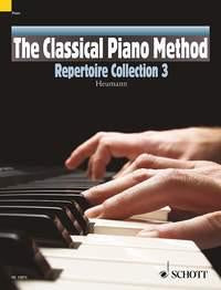 The Classical Piano Method Repertoire Collection 3