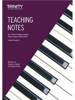 Trinity College London: Piano Teaching Notes 2018-2020