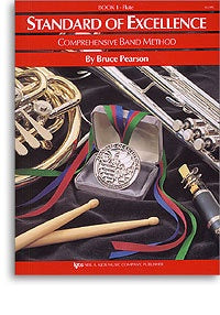 Standard Of Excellence: Comprehensive Band Method Book 1 (Flute) *D