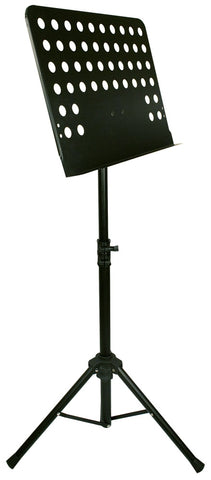 (N) TGI black hole desk music stand & bag