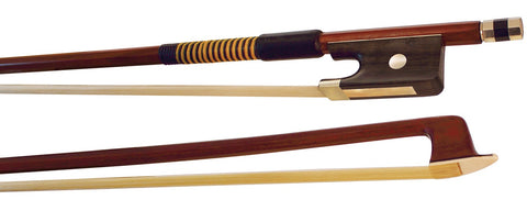 Brazilwood viola bow full size