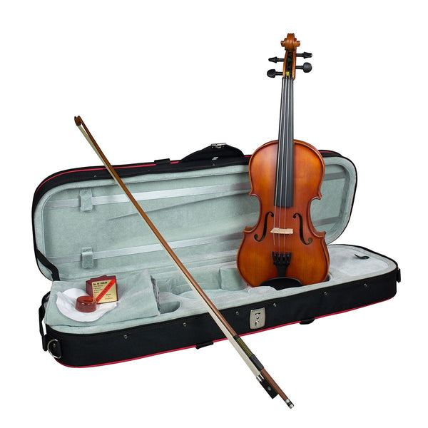 Hidersine Vivente Academy (W3180A) 4/4 Violin Outfit - Wittner Finetune