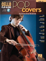 Cello Play-Along Volume 5: Pop Covers (Book/Online Audio)