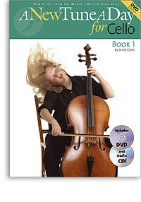 A New Tune A Day: Cello - Book 1 (DVD Edition)