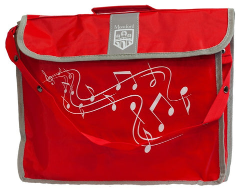 Montford (MFMC2R) Music Carrier Plus - Red