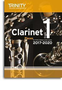 Trinity College London: Clarinet Exam Pieces Grade 1, 2017–2020 (Score And Part)